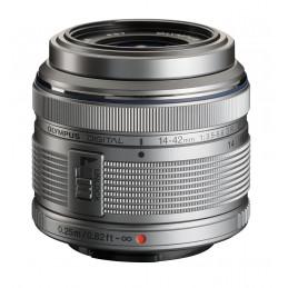 OLYMPUS M.ZUIKO DIGITAL 14-42mm F3.5-5.6 II R SILVER | Fcf Forniture Cine Foto