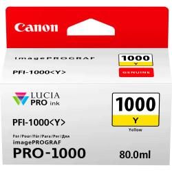 CANON PFI-1000Y YELLOW - Fcf Forniture Cine Foto