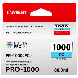 CANON PFI-1000PC PHOTO CYAN - Fcf Forniture Cine Foto