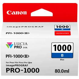 CANON PFI-1000B BLU - Fcf Forniture Cine Foto