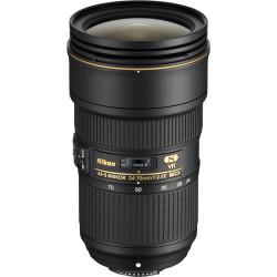 NIKON AF-S NIKKOR 24-70mm F2.8E ED VR - GARANZIA 4 ANNI NITAL | Fcf Forniture Cine Foto