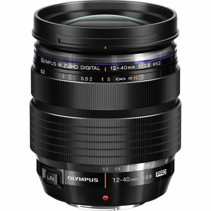 OLYMPUS M.ZUIKO DIGITAL ED 12-40mm F2.8 PRO | Fcf Forniture Cine Foto