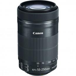 CANON EF-S 55-250mm F4-5.6 IS STM - GARANZIA CANON ITALIA | Fcf Forniture Cine Foto