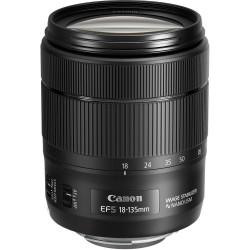 CANON EF-S 18-135mm F3.5-5.6 IS USM - GARANZIA CANON ITALIA | Fcf Forniture Cine Foto
