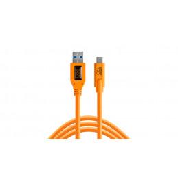 TETHERTOOLS CUC3215-ORG CAVO USB TO USC-C 4.5mt | Fcf Forniture Cine Foto