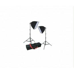 FOTOBESTWAY FHK-1000-3 SUPER DIGITAL LITE KIT - Fcf Forniture Cine Foto