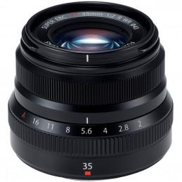FUJIFILM XF35mm F2 R WR BLACK | Fcf Forniture Cine Foto