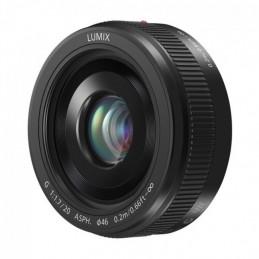PANASONIC LUMIX G 20mm F1.7 | Fcf Forniture Cine Foto