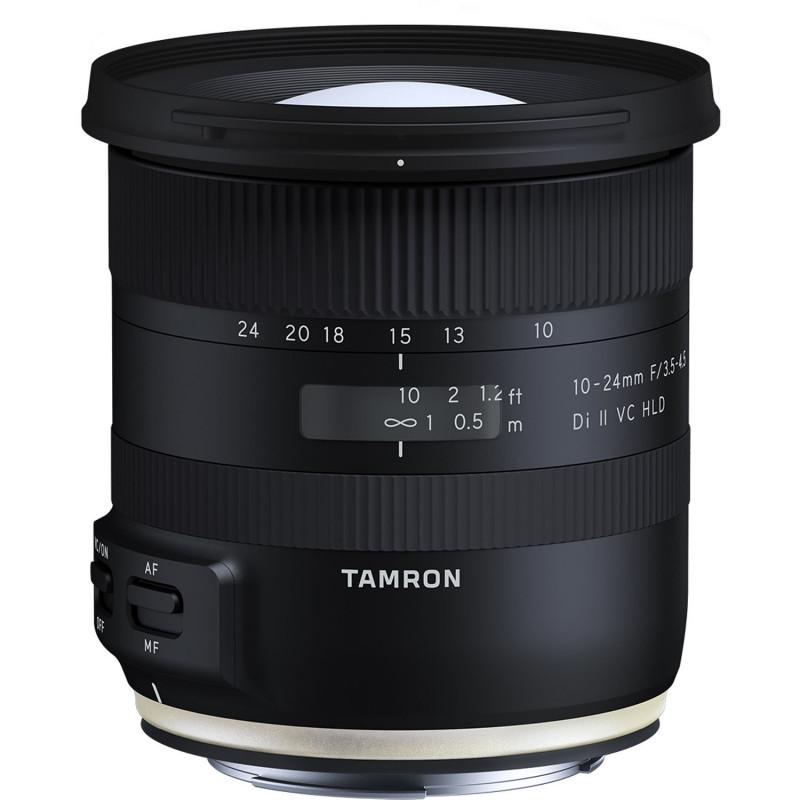 TAMRON 10-24mm F3.5-4.5 Di II VC HLD CANON - GARANZIA POLYPHOTO ITALIA   Fcf Forniture Cine Foto