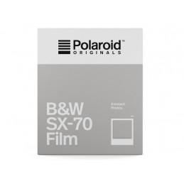 POLAROID B&W FILM FOR SX-70 | Fcf Forniture Cine Foto
