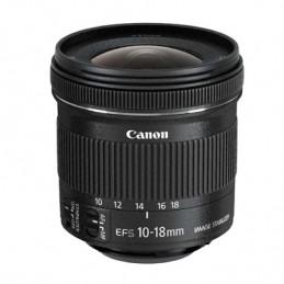 CANON EF-S 10-18mm F4.5-5.6 IS STM - GARANZIA CANON ITALIA | Fcf Forniture Cine Foto