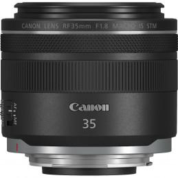 CANON RF 35mm F1.8 IS STM MACRO - GARANZIA CANON ITALIA | Fcf Forniture Cine Foto