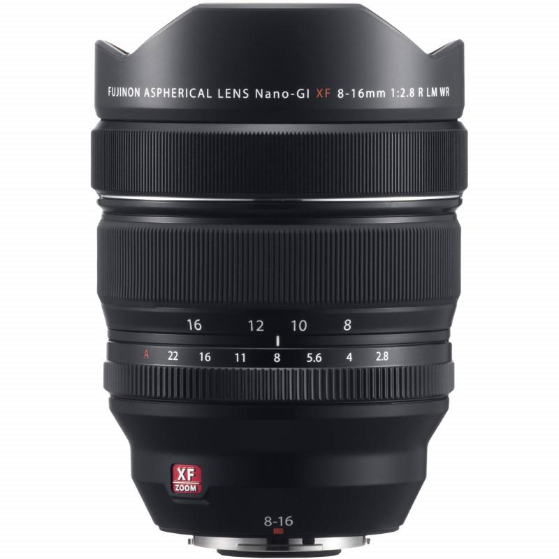 FUJIFILM XF8-16mm F2.8 R LM WR | Fcf Forniture Cine Foto