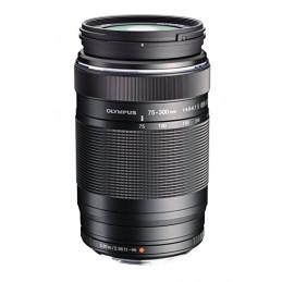 OLYMPUS M.ZUIKO DIGITAL ED 75-300mm F4.8-6.7 II BLACK | Fcf Forniture Cine Foto