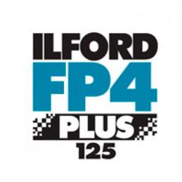ILFORD FP4 PLUS 10.2X12.7 CM - 4X5 IN - 25 PEZZI - 125 ISO | Fcf Forniture Cine Foto
