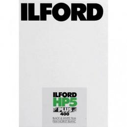 ILFORD HP5 PLUS 10.2X12.7 CM - 4X5 IN - 25 PEZZI - 400 ISO | Fcf Forniture Cine Foto