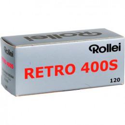 ROLLEI RETRO 400S B/N 120 | Fcf Forniture Cine Foto