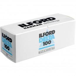 ILFORD DP100 DELTA 100 120, 100 ISO   ILFORD
