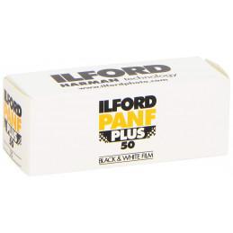 ILFORD PANF PLUS 120, 50 ISO   Fcf Forniture Cine Foto