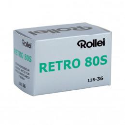 ROLLEI RETRO 80S B/N 135/35 RULLINO SINGOLO ROLLEI