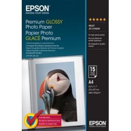 EPSON PREMIUM GLOSSY PHOTO PAPER A4 | Fcf Forniture Cine Foto