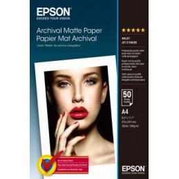 EPSON ARCHIVAL MATTE PAPER A4 | Fcf Forniture Cine Foto