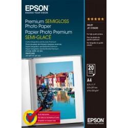 EPSON PREMIUM SEMI-GLOSS PHOTO PAPER A4 | Fcf Forniture Cine Foto