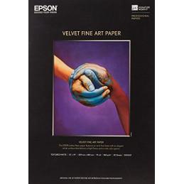 EPSON VELVET FINE ART PAPER A3+ | Fcf Forniture Cine Foto