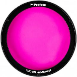 PROFOTO CLIC GEL ROSE PINK - Fcf Forniture Cine Foto