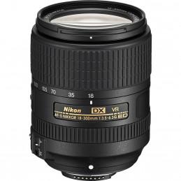 NIKON AF-S DX 18-300mm F3.5-6.3G ED VR - GARANZIA 4 ANNI NITAL | Fcf Forniture Cine Foto