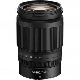 NIKON Z 24-200mm F4-6.3 VR | Fcf Forniture Cine Foto