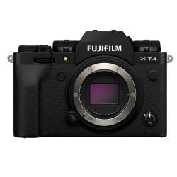 FUJIFILM X-T4 BLACK BODY - GARANZIA FUJIFILM ITALIA | Fcf Forniture Cine Foto