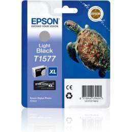 EPSON T1577 LIGHT BLACK | Fcf Forniture Cine Foto