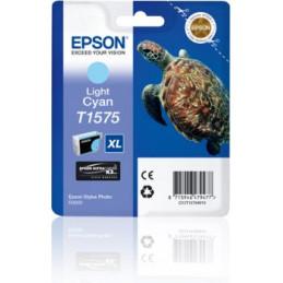EPSON T1575 LIGHT CYAN   Fcf Forniture Cine Foto