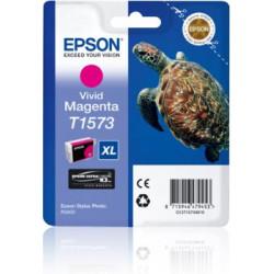 EPSON T1573 VIVID MAGENTA   Fcf Forniture Cine Foto