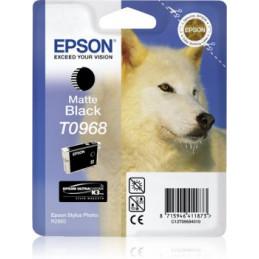 EPSON T0968 MATTE BLACK   Fcf Forniture Cine Foto