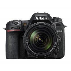 NIKON D7500 + AF-S DX 18-140mm F3.5-5.6 G ED VR - GARANZIA NIKON ITALIA | Fcf Forniture Cine Foto