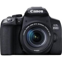 CANON EOS 850D + EF-S 18-55mm F4-5.6 IS STM - GARANZIA CANON ITALIA | Fcf Forniture Cine Foto