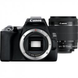 CANON EOS 250D + AF-S 18-55mm F4-5.6 IS STM - GARANZIA CANON ITALIA | Fcf Forniture Cine Foto