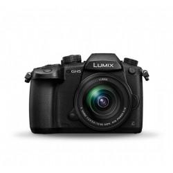 PANASONIC LUMIX GH5 + 12-60mm G - GARANZIA 4 ANNI FOWA | Fcf Forniture Cine Foto