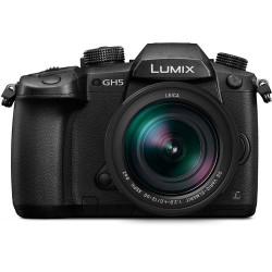 PANASONIC LUMIX GH5 + 12-60mm LEICA - GARANZIA 4 ANNI FOWA | Fcf Forniture Cine Foto