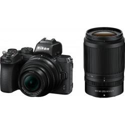 NIKON Z50 + Z DX 16-50mm + 50-250mm VR - GARANZIA NITAL ITALIA | Fcf Forniture Cine Foto