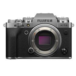 FUJIFILM X-T4 SILVER BODY - GARANZIA FUJIFILM ITALIA | Fcf Forniture Cine Foto