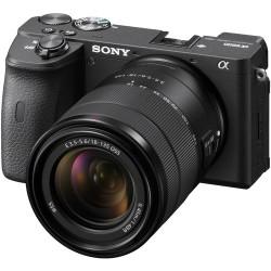 SONY a6600 + 18-135mm ILCE6600M - GARANZIA SONY ITALIA | Fcf Forniture Cine Foto