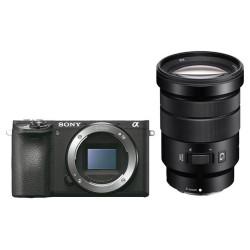 SONY a6500 + 18-105mm ILCE6500GBDI - GARANZIA SONY ITALIA | Fcf Forniture Cine Foto