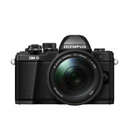 OLYMPUS E-M10 MARK III BLACK + 14-150mm F4-5.6 II | Fcf Forniture Cine Foto