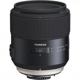 TAMRON 45mm F1.8 Di VC SP NIKON - GARANZIA POLYPHOTO ITALIA | Fcf Forniture Cine Foto