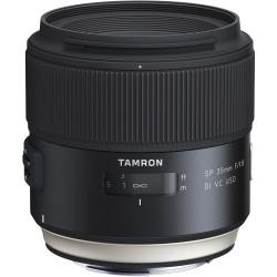 TAMRON 35mm F1.8 Di VC SP NIKON - GARANZIA POLYPHOTO ITALIA | Fcf Forniture Cine Foto