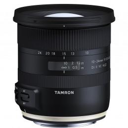 TAMRON 10-24mm F3.5-4.5 Di II VC HLD NIKON - GARAZIA POLYPHOTO ITALIA | Fcf Forniture Cine Foto