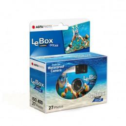 AGFA LEBOX OCEAN - 400 ISO - 27 POSE | Fcf Forniture Cine Foto